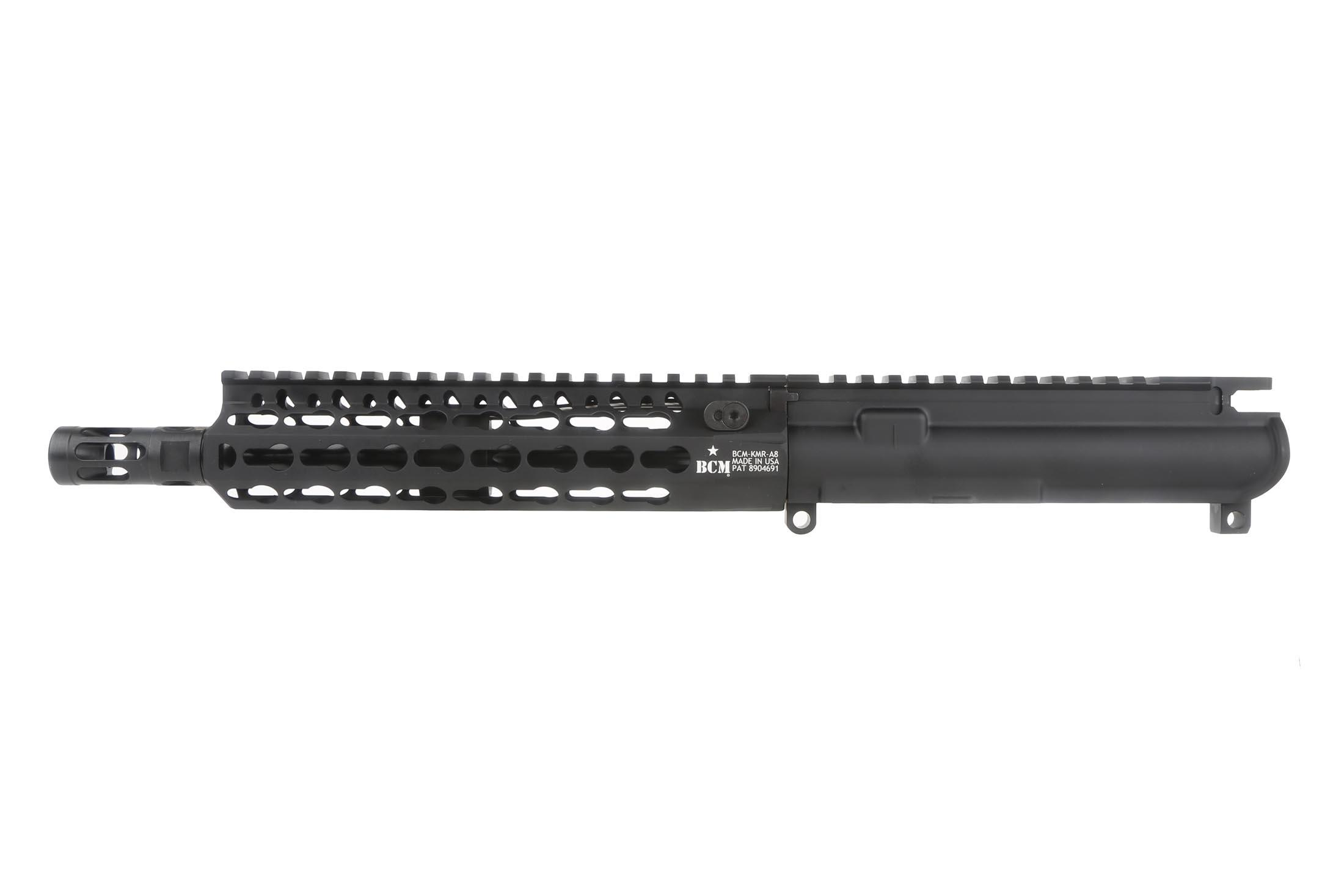 The Bravo Company USA .300 BLK Barreled upper 9 features a pistol length gas system
