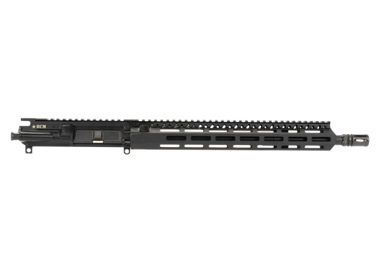 Bravo Company 14.5in 5.56 NATO Enhanced Light Weight AR-15 Barreled Upper Receiver mid-length gas system