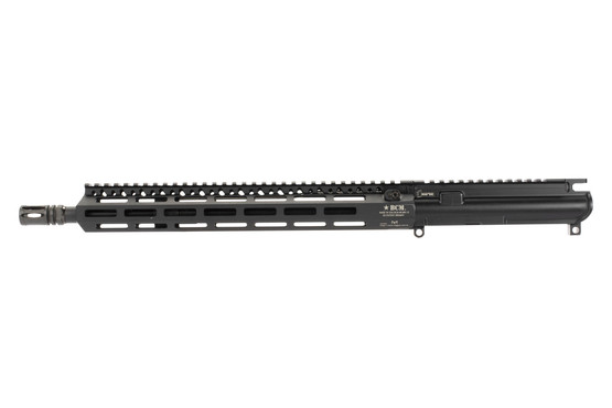 BCM 14.5in barreled AR-15 upper reicever with enhanced lightweight barrel and mid-length gas system
