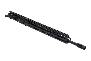 Bravo Company Manufacturing 16in mid-length enhanced light weight fluted AR-15 upper with 13in KMR Alpha rail