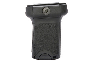 The BCM Gunfighter short vertical grip is made from black polymer and designed for picatinny rails
