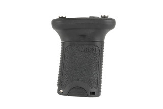 The Bravo Company Manufacturing BCM Gunfighter Keymod short vertical grip features a forward slanted angle