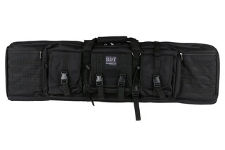 "Bulldog Cases Tactical Series 43"" Single Rifle Case Black, BDT40-43B"