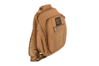 Bulldog cases small sling bag comes in tan