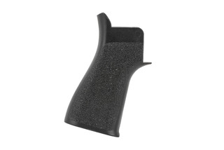 The Tango Down Reduced Angle Battlegrip for AR15 rifles is made from black polymer