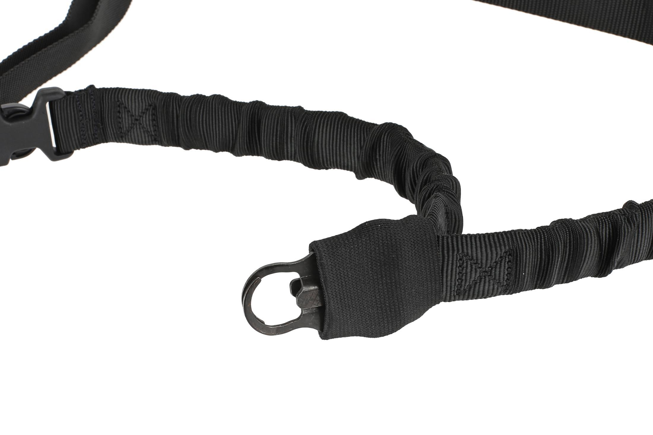 BLACKHAWK! Single Pt Storm Sling Nylon Bungee - Black