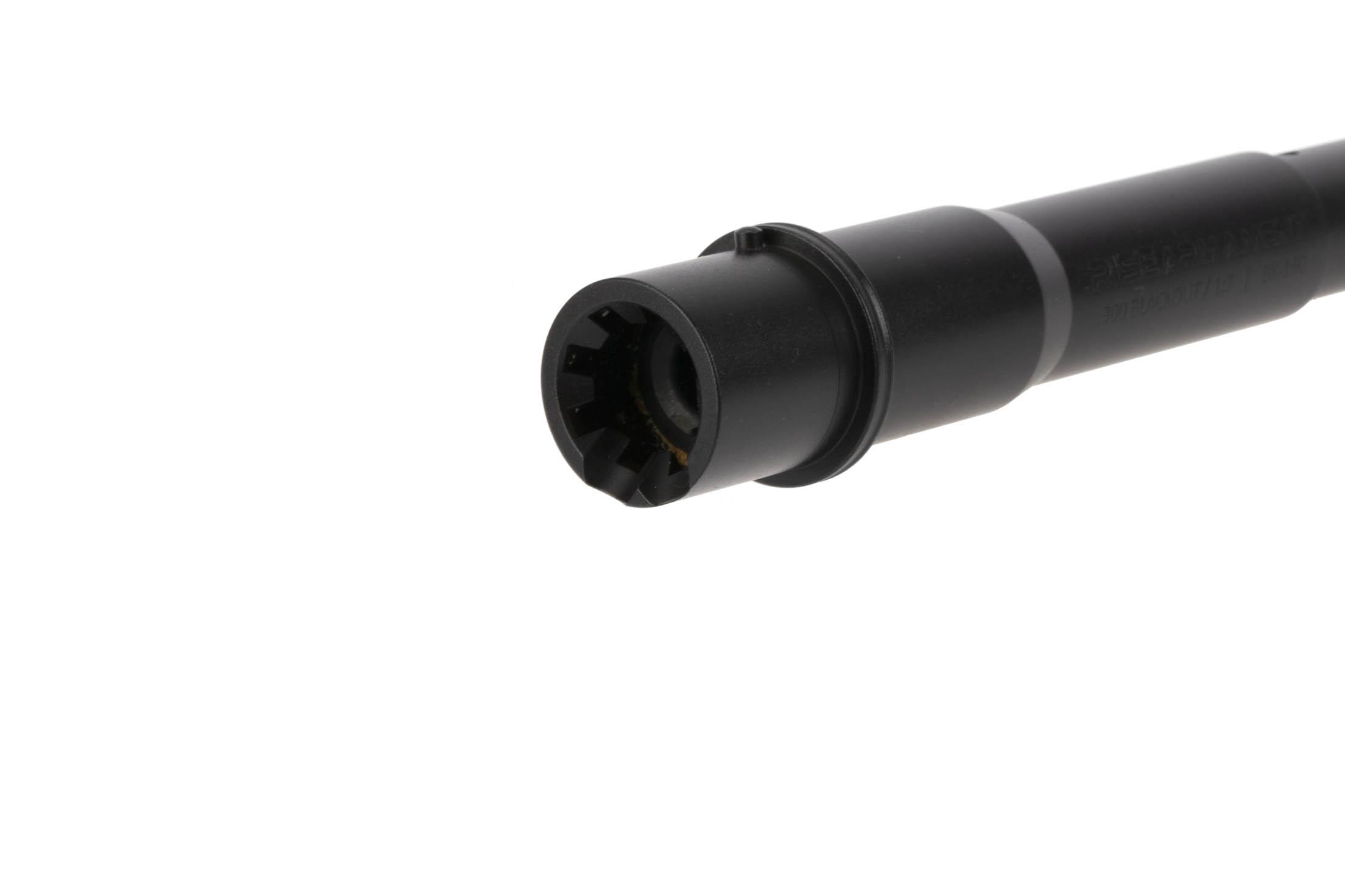 RISE Armament 16in 300 BLK barrel features M4 feed ramps.