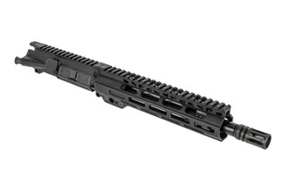 "Rosco Manufacturing 10.5"" Bloodline barreled upper receiver in 5.56 nato with A2 flash hider"