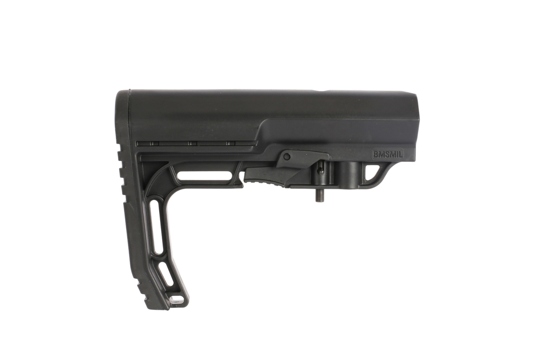 Mission First Tactical California Compliant BATTLELINK Minimalist Stock - MIL-SPEC - Black