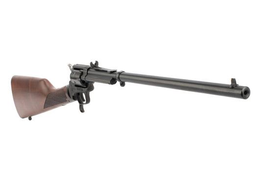 Heritage Rough Rider revolver rifle 22lr features bead sights