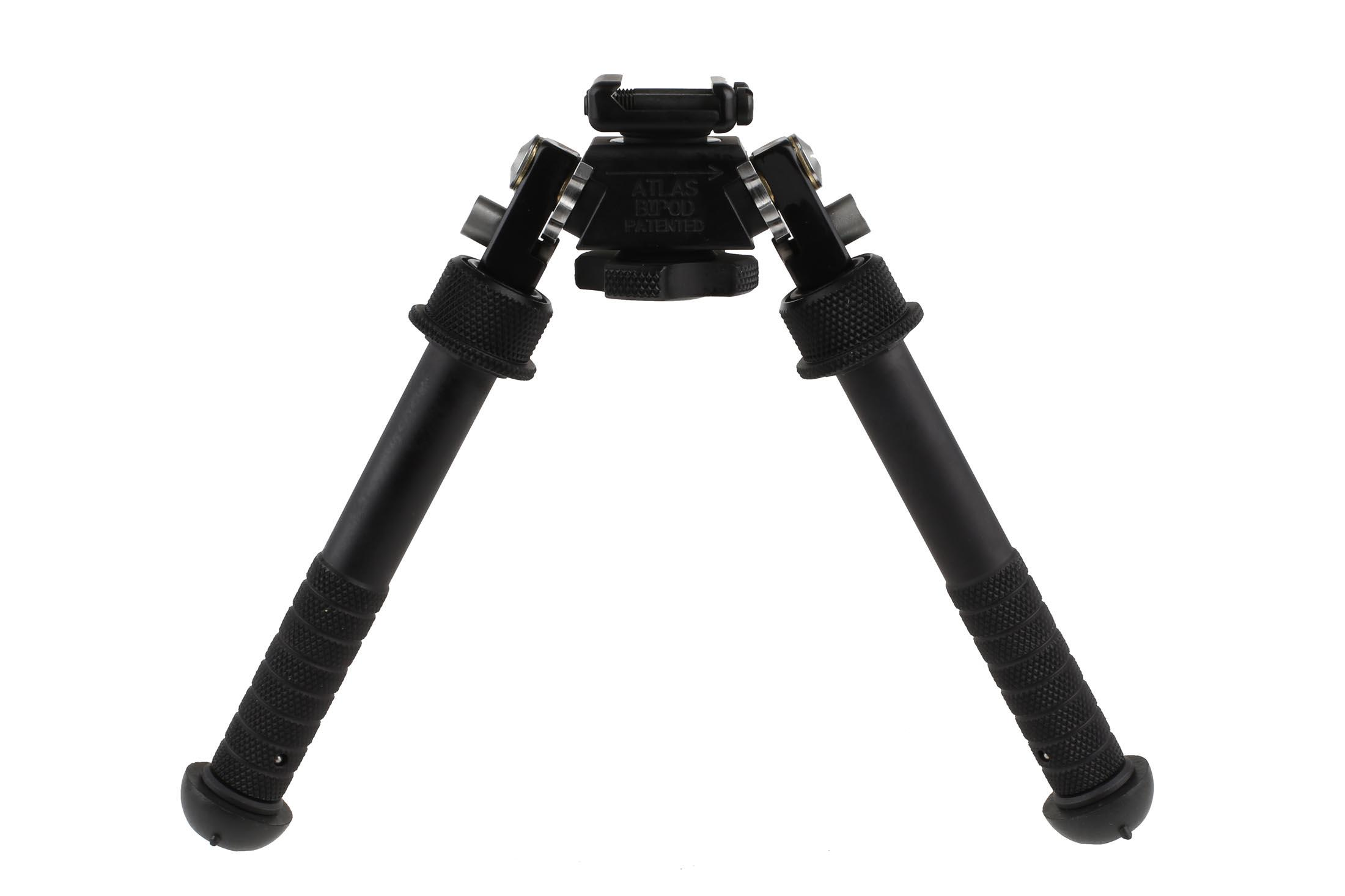 The Atlas Precision BT10 V8 bipod comes with a mount for picatinny rails
