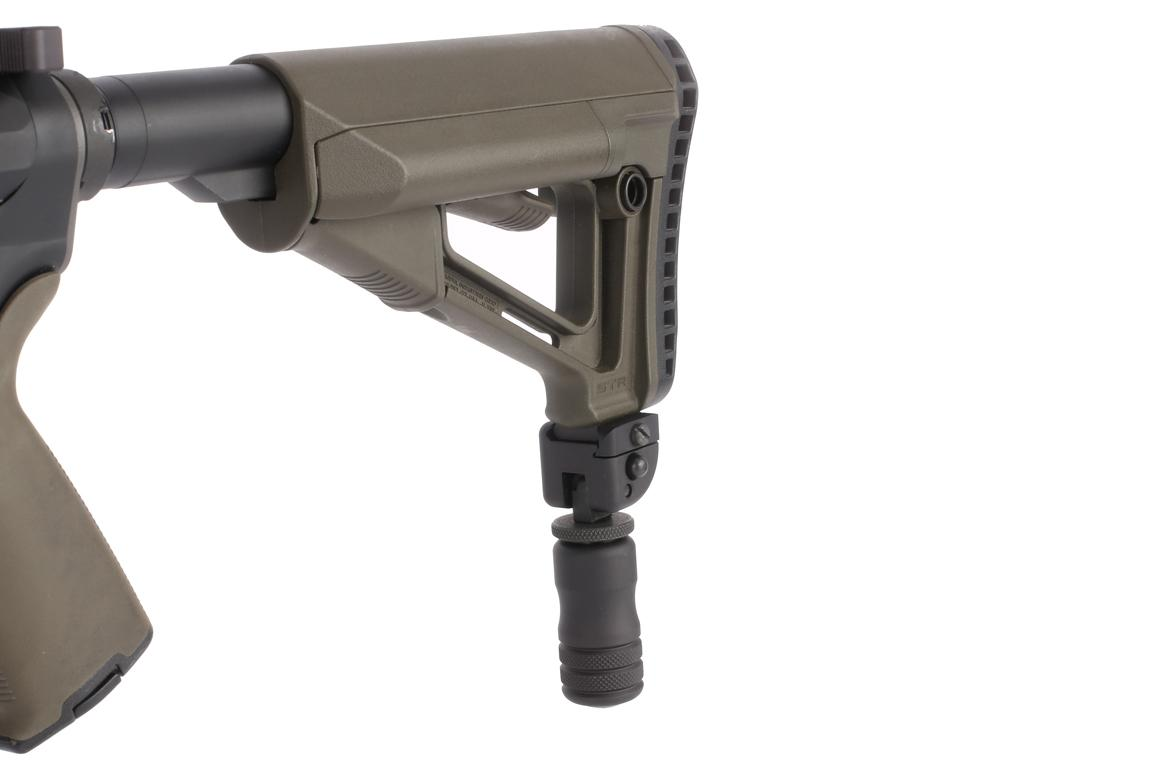 Accu-Shot Standard Height Precision Rail Monopod with Quick Knob