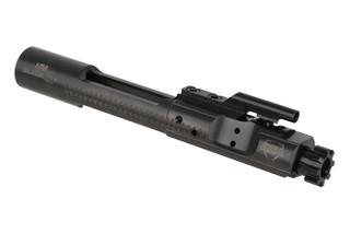 Rubber City Armory Lightweight Titanium complete bolt carrier group weighs just 7.8 oz