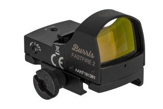 Burris Optics FastFire2 reflex sight with 4 MOA dot and low mount is an excellent option for shotguns and low-comb rifles