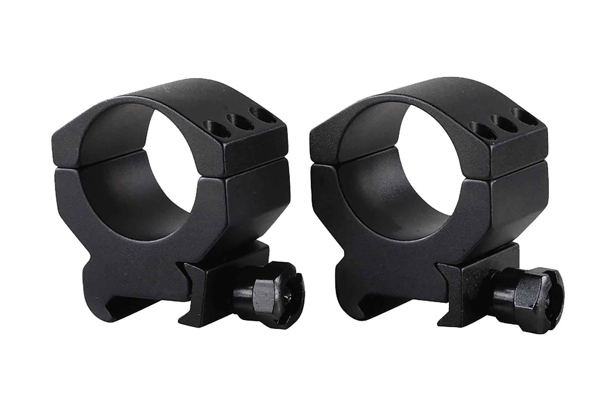 Burris Optics Xtreme Tactical Rings - 1-Inch - Medium