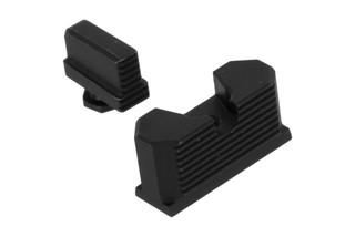 "Continuous Precision RDS Back-Up Sight Set includes .290"" front sight for most Full-size Glock Handguns"