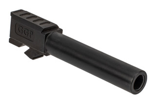 Grey Ghost Precision Glock 19 Gen 5 barrel is machined from 416R stainless steel