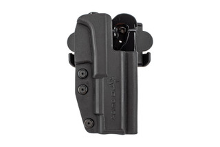 Comp Tac International Glock 34 / 35 Holster OWB comes with three mounts
