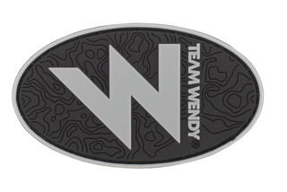 Team Wendy W Morale Patch in black
