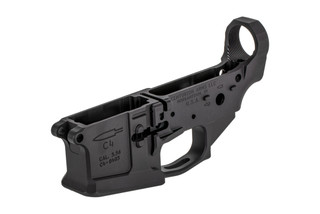 The Centurion Arms C4 Billet AR15 lower receiver is made completely in the United States