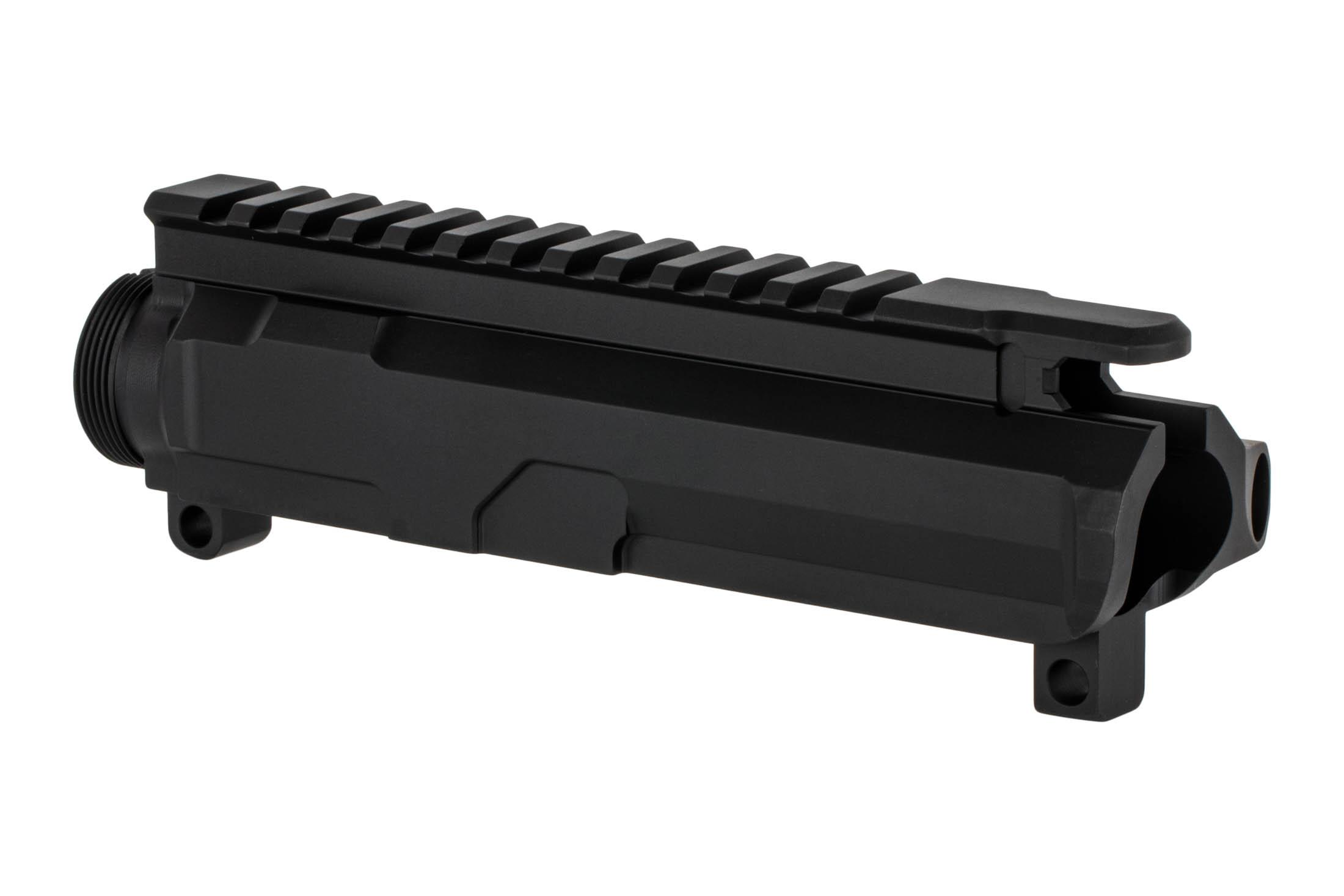 The Centurion Arms C4 Stripped AR15 upper receiver features an M4 picatinny flat top