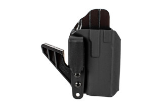 Comp Tac EV2 Glock 43 AIWB Kydex Holster is designed for right hand use