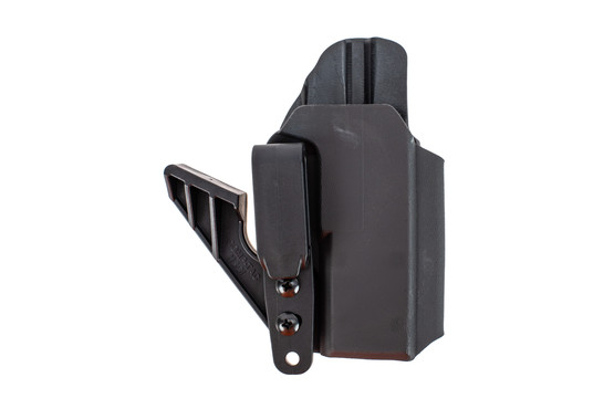 Comp-Tac EV2 Sig P365 AIWB Holster is made from molded Kydex