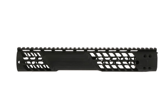 F1 Firearms C7M Contoured AR15 handguard features a free float design and KeyMod attachment slots