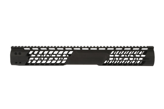 F1 Firearms C7M AR10 Handguard features a free float design and contoured grip
