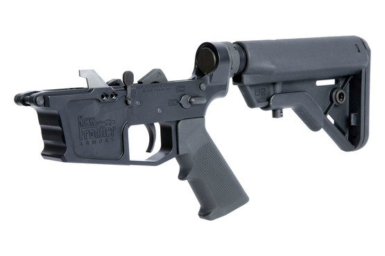 New Frontier Armory Complete C9 9mm Lower Receiver - B5 Stock