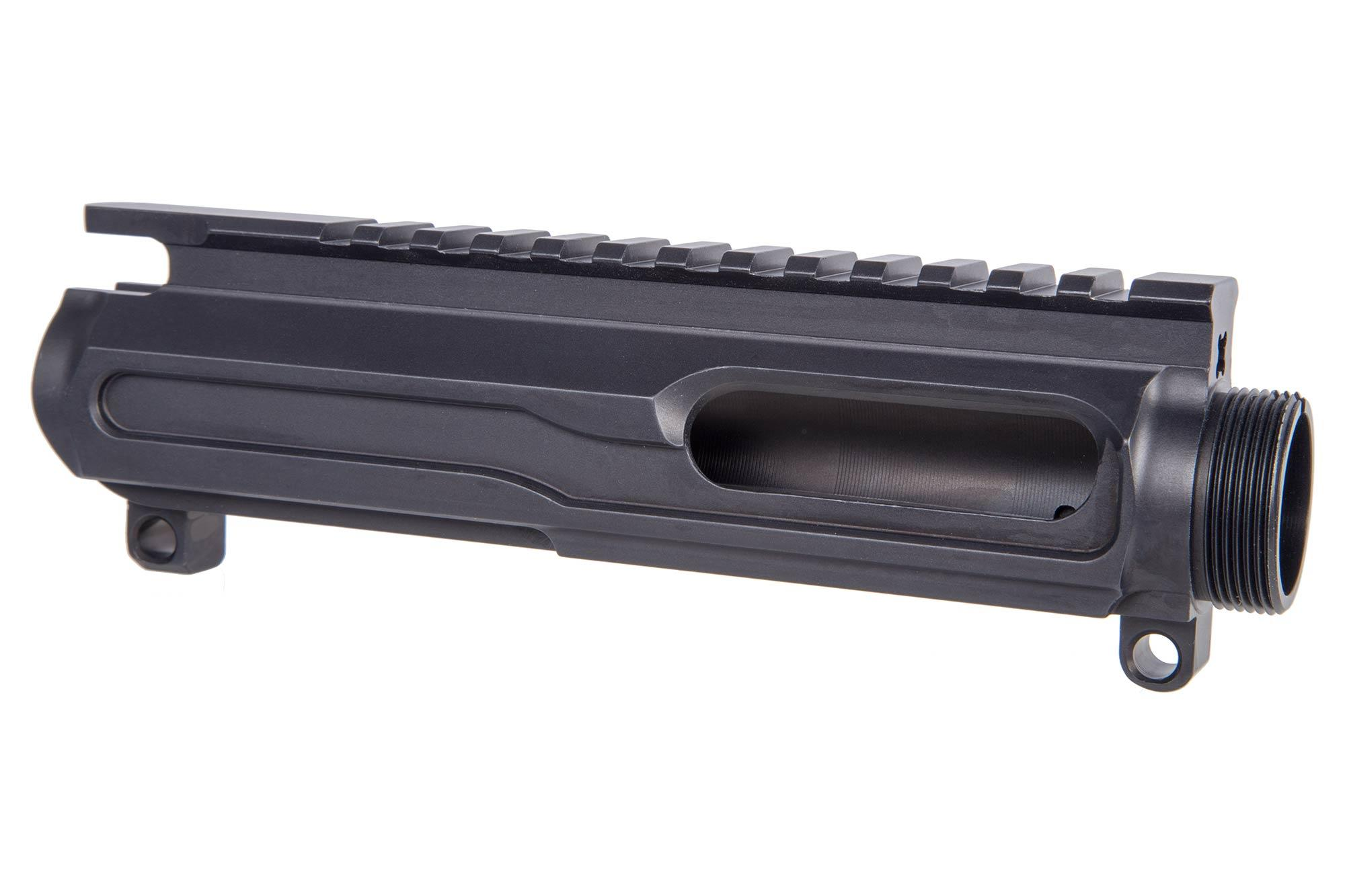 New Frontier Armory C-9 Slick Side 9mm Upper Receiver - BHO Included