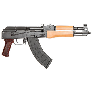 The Century Arms Draco pistol packs all the features of a full size AK47 into a small and fun platform