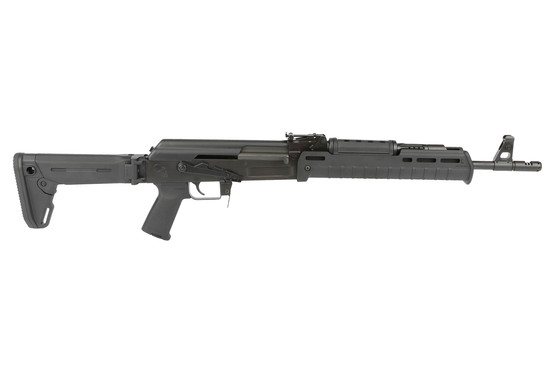 The Century Arms C39v2 Magpul Zhukov AK47 pattern complete rifle features a 16.5 inch barrel chambered in 7.69x39