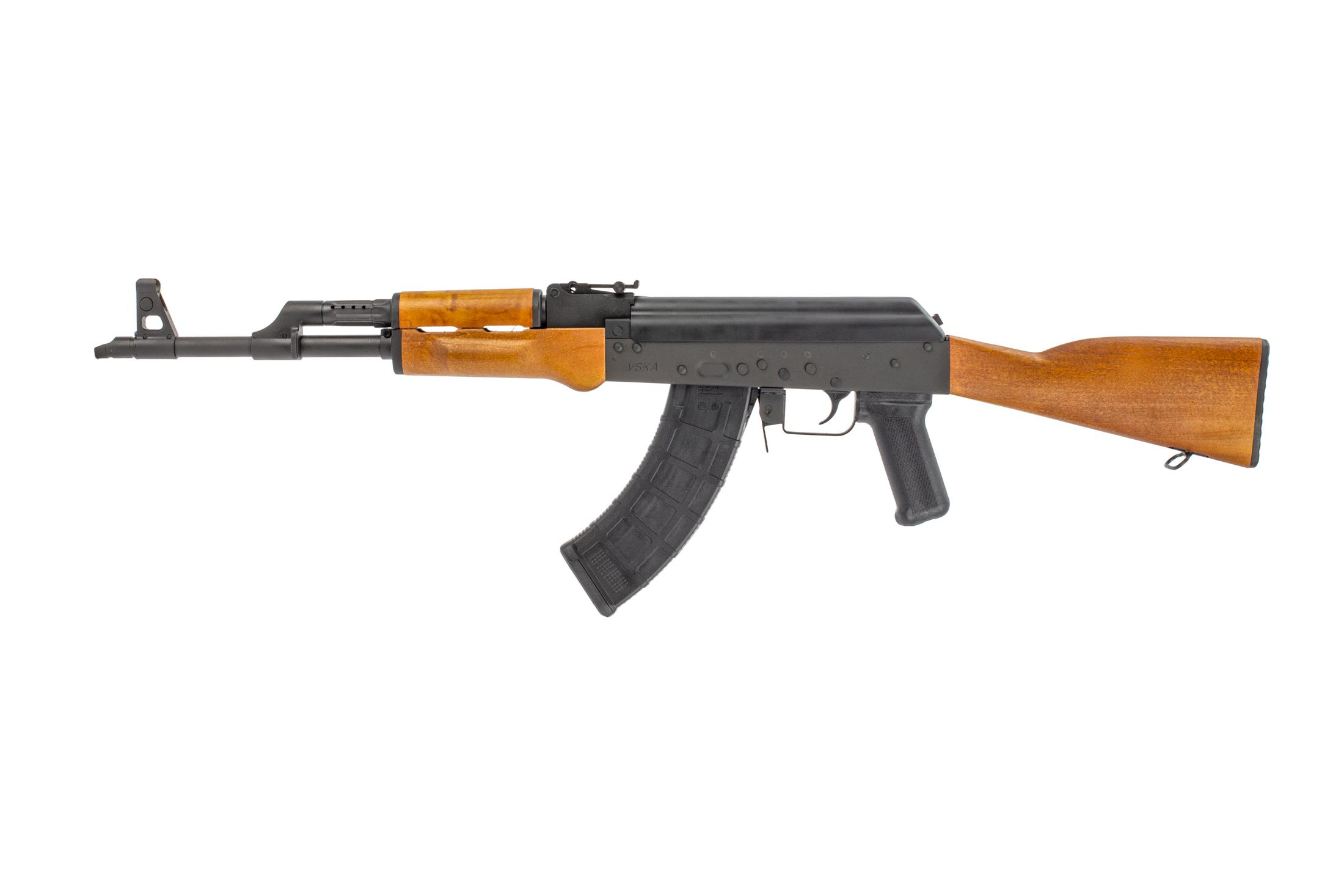 Century Arms VSKA 7.62x39 Complete AK-47 Rifle - Wood Furniture