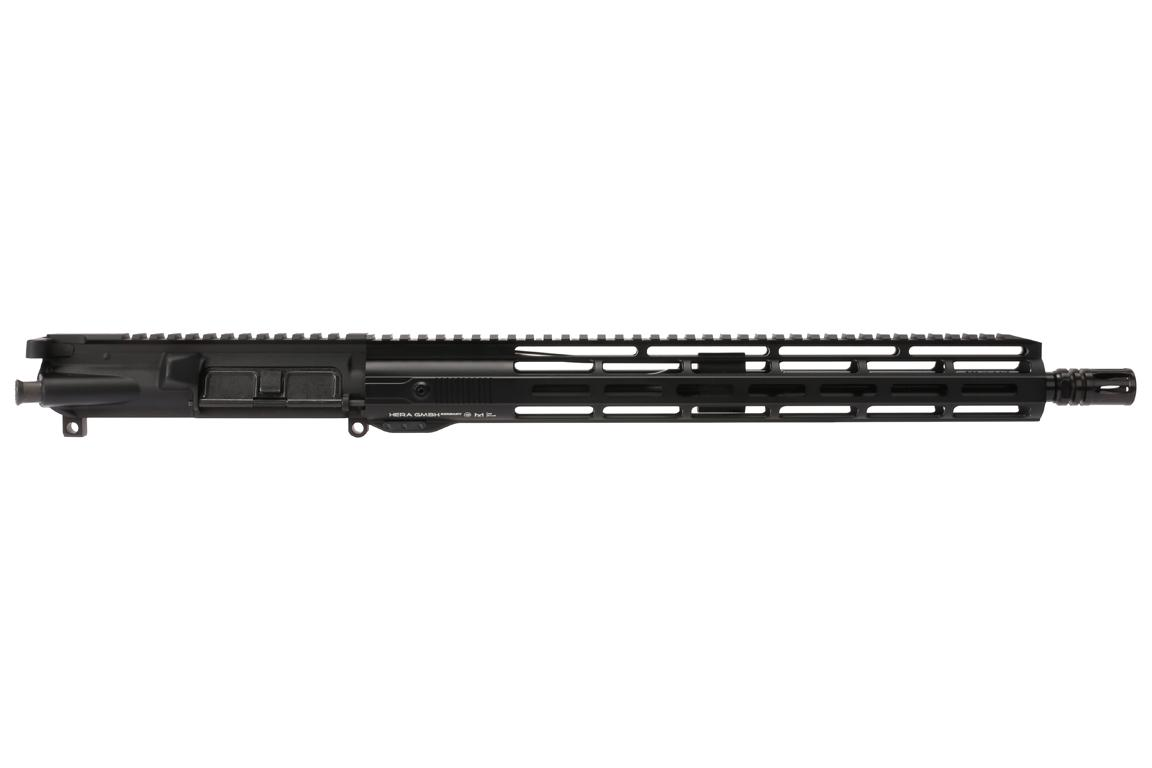 "CBC Industries 16 5.56 NATO 1:8 Carbine Length M4 Complete Upper - 15"" Hera Arms M-LOK Rail"