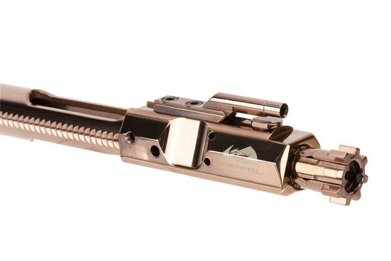 Cryptic Coatings  308 Win Bolt Carrier Group - Mystic Bronze