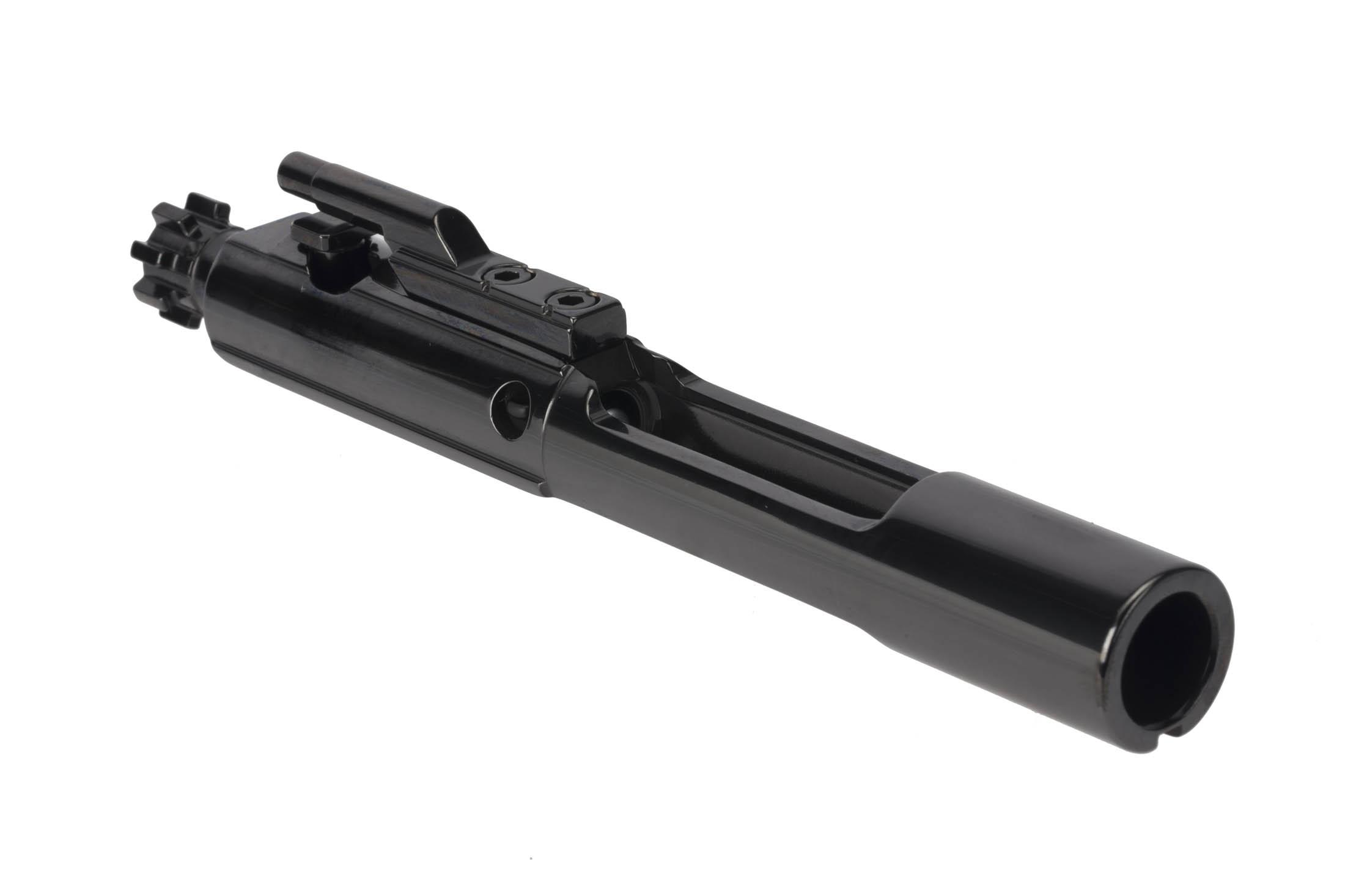 Cryptic Coatings Mystic Black AR-15 bolt carrier group for 6.8SPC / .224 Valk has an ultra-slick 0.01 coefficient of friction