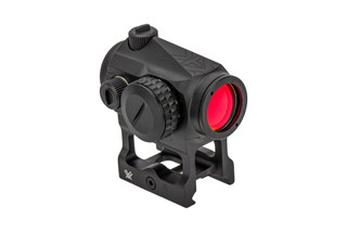 Vortex Optics Crossfire II red dot sight with skeletonized mount and 2 MOA bright red reticle