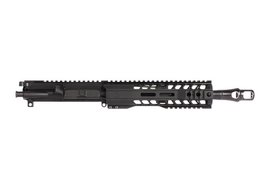 Radical Firearms .458 SOCOM complete AR15 upper receiver features a reliable pistol length gas system with stainless gas tube