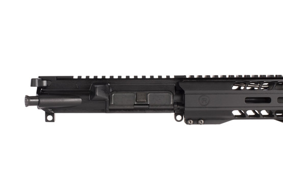 Radical complete .458 SOCOM upper receiver with 10.5in barrel includes an enhanced forward assist button