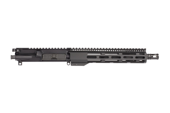 10.5in Radical Firearms complete M4 upper is chambered for 5.56 NATO with a 10in FCR Gen 3 M-LOK free float handguard
