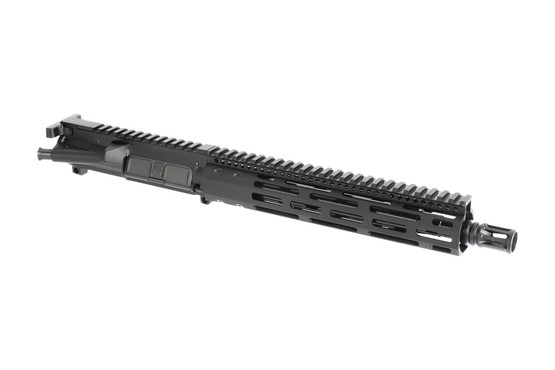Radical Firearms 10.5in 7.62x39mm HBAR complete AR-15 Upper receiver has a 10in FCR Gen 3 M-LOK rail