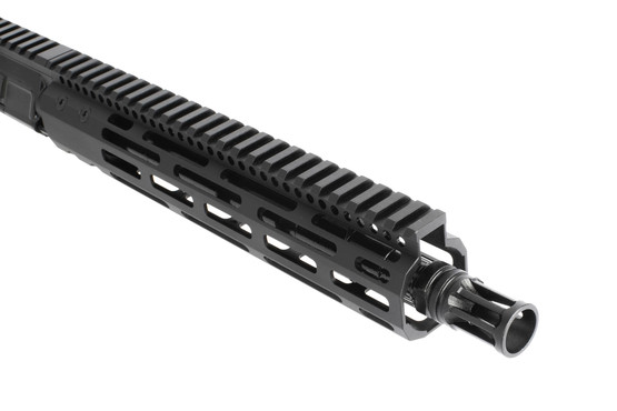 Radical Firearms 10.5in heavy barreled 7.62x39mm complete AR15 upper receiver is threaded 5/8x24 for muzzle brakes