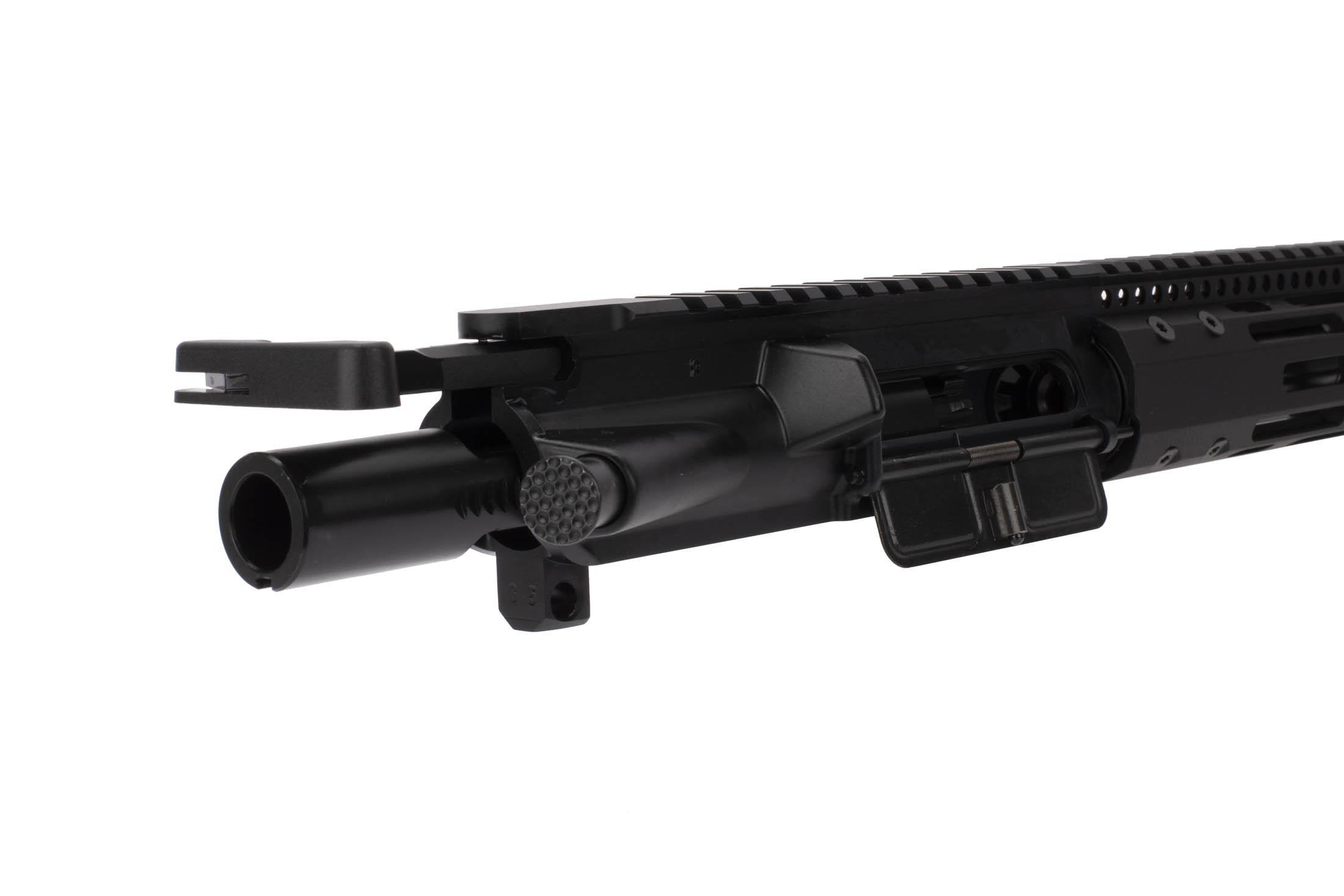 Radical Firearms 16in 300 BLK complete upper receiver for the AR-15 includes an M16 cut bolt carrier group.
