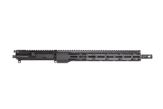 Radical Firearms 300 BLK complete pistol upper receiver is equipped with a reliable pistol gas system