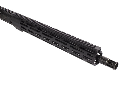 Radical Firearms complete 16in 300 BLK free float upper receiver is threaded 5/8x24 with an effective A2 flash hider