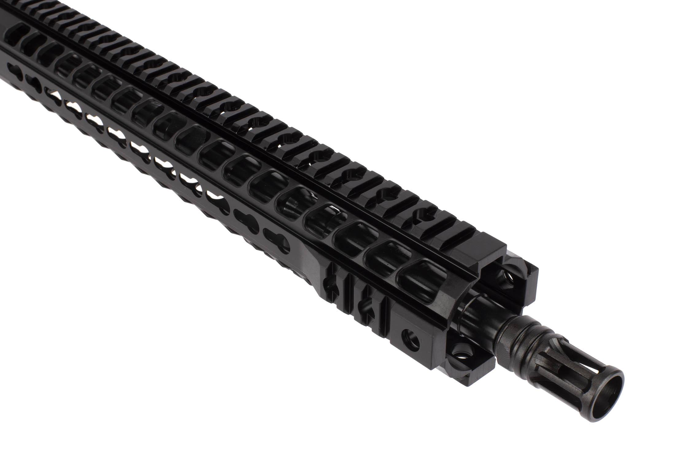 Radical Firearms 16in 5.56 NATO complete AR-15 upper with M4 contour barrel, A2 flash hider, and 1/2x28 threading