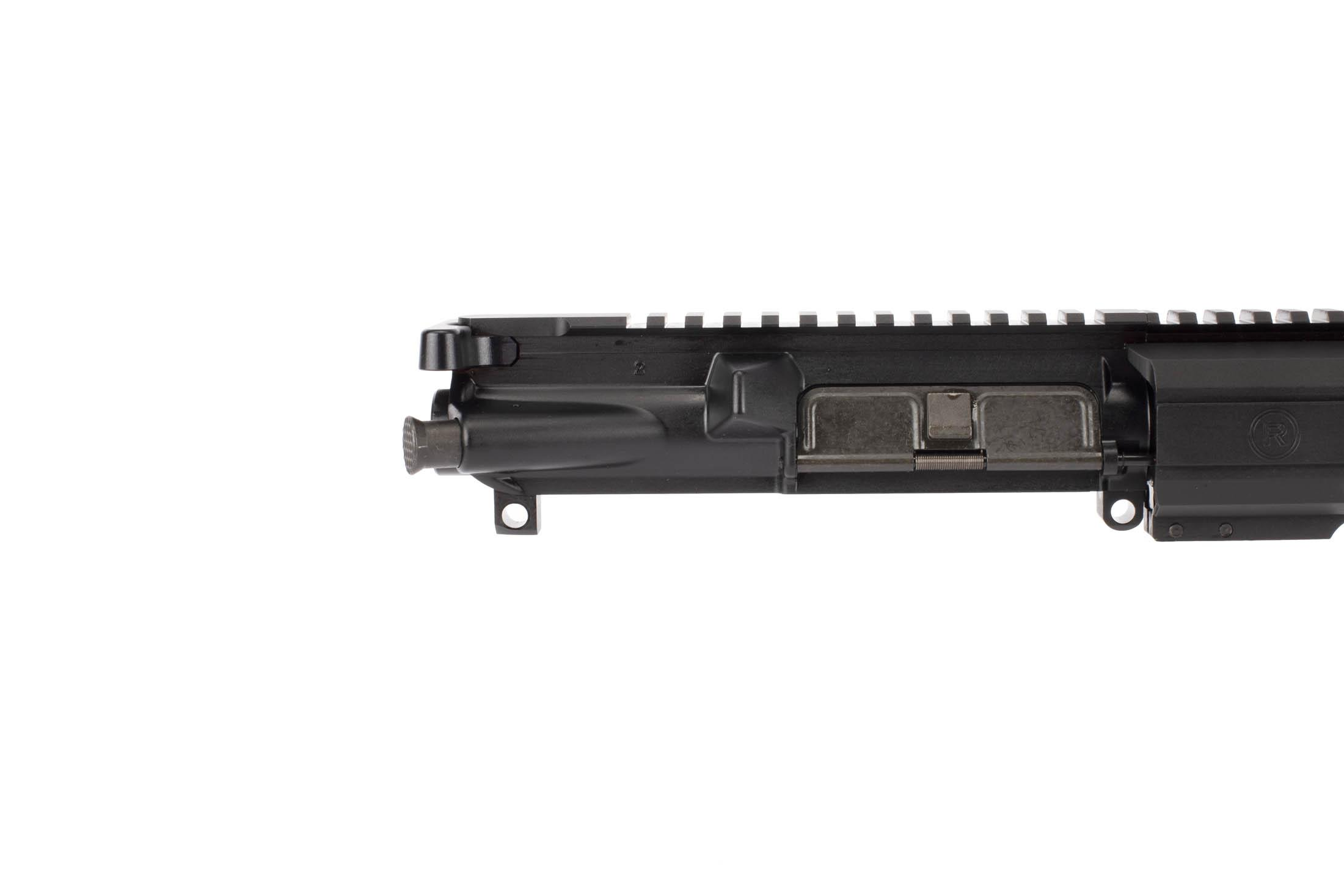 Radical Firearms 16in complete AR-15 upper in 5.56 NATO has an optics ready flat top A4 style receiver.