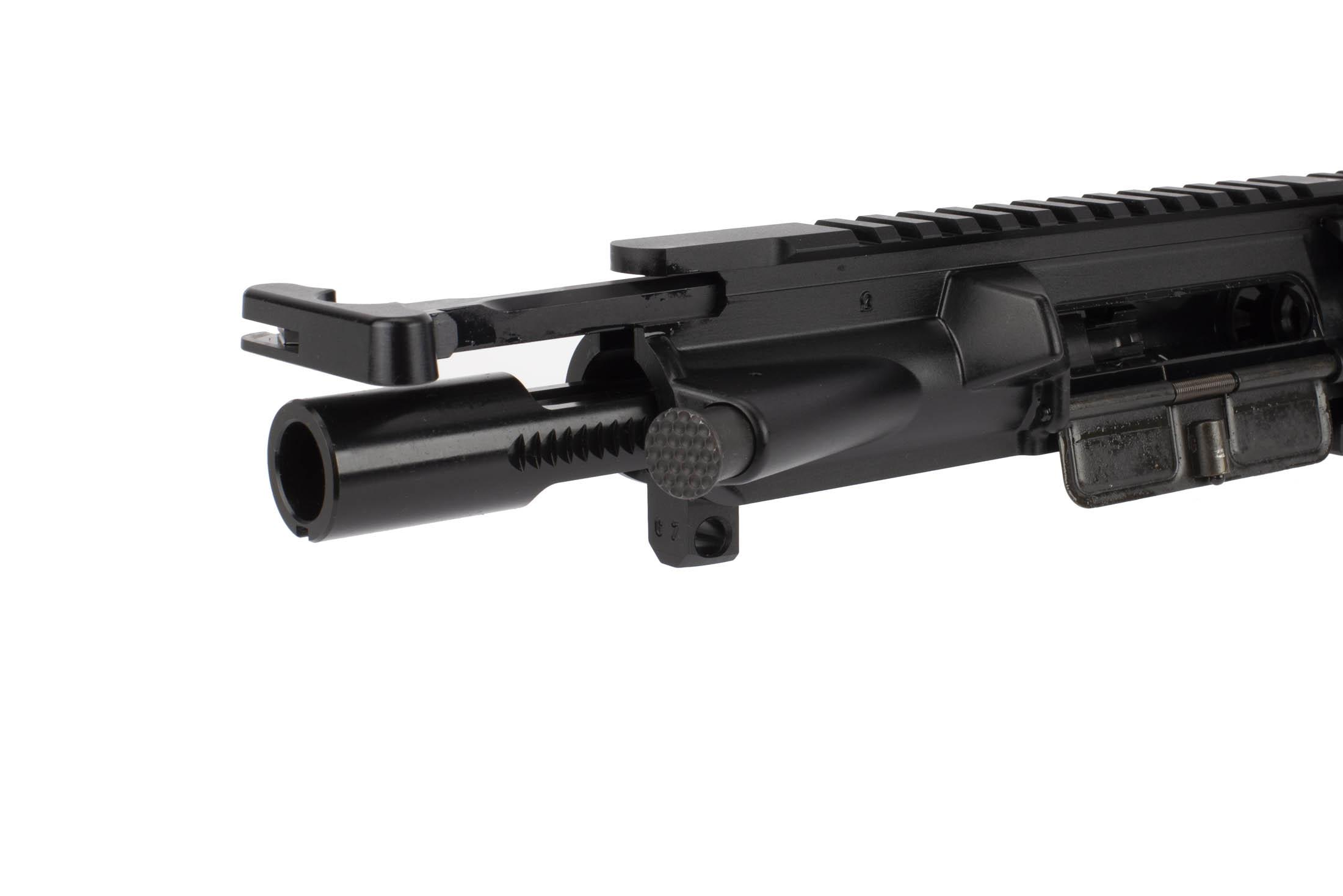 Radical Firearms 5.56 NATO complete 16in AR-15 upper receiver with nitride M16 BCG and standard charging handle