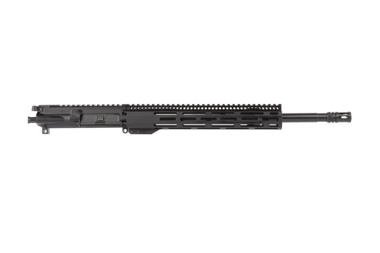 Radical Firearms 5.56 NATO complete 16in upper half utilizes a soft-shooting mid-length gas system and 12in M-LOK rail